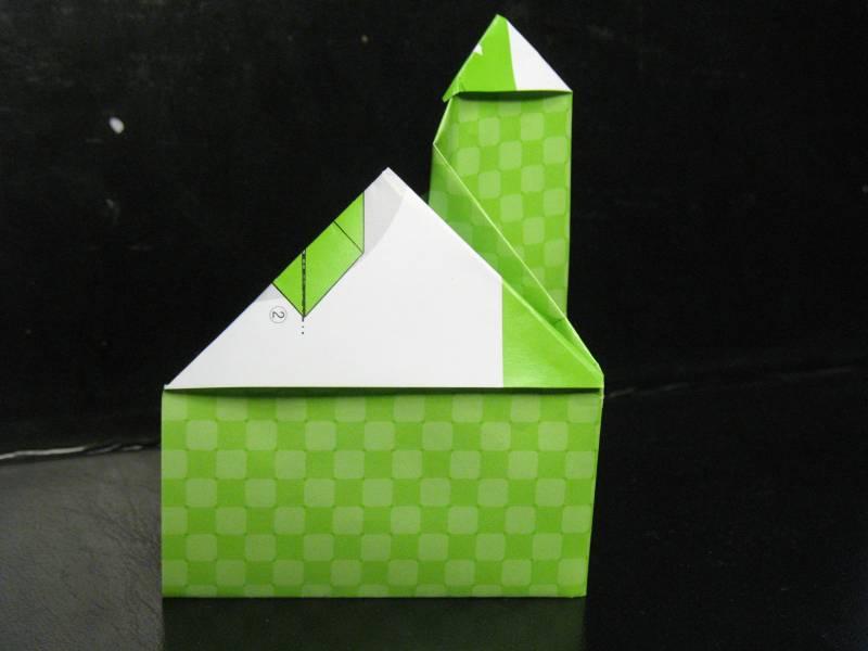 Irrelevance Glorified Origami Week 15
