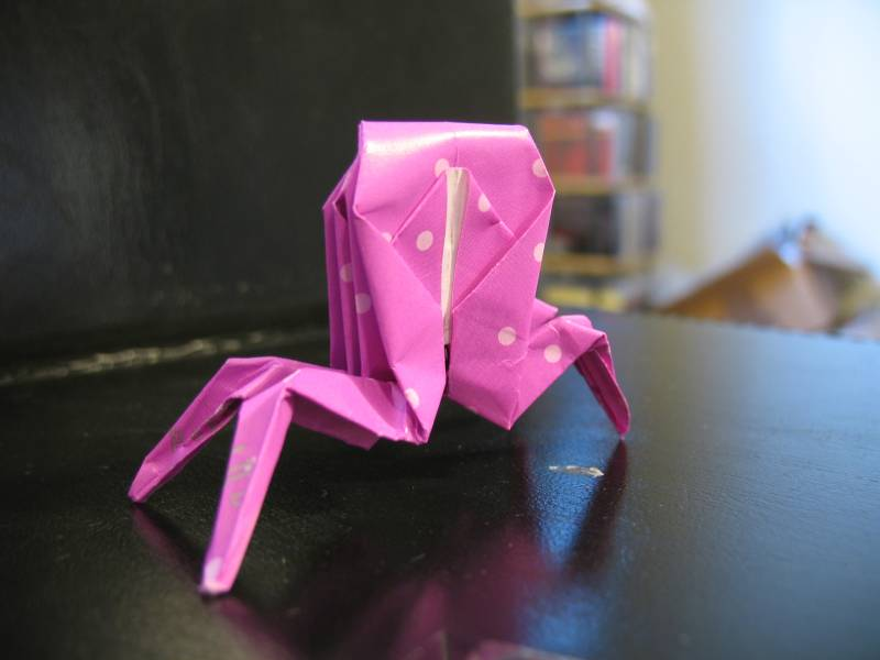 LETTERFOLD ORIGAMI